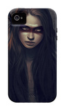 Howl iPhone 4/4S Case by Charlie Bowater