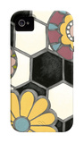Tileworks II iPhone 4/4S Case by Chariklia Zarris