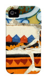 Mosaic Fragments II iPhone 4/4S Case by  Vision Studio