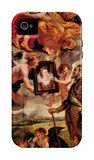 Henry Receives the Portrait from Medici's iPhone 4/4S Case by Peter Paul Rubens