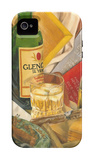 Jennifer's Scotch Indulgences I iPhone 4/4S Case by Jennifer Goldberger