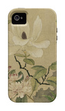 Magnolia and Butterfly iPhone 4/4S Case