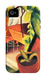 A Look into Summer-House iPhone 4/4S Case by Auguste Macke