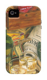 Jennifer's Scotch Indulgences II iPhone 4/4S Case by Jennifer Goldberger