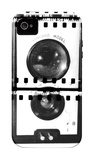 Camera Chrome IV iPhone 4/4S Case by Chariklia Zarris