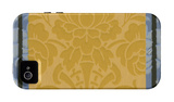 Divine Damask II iPhone 4/4S Case by  Vision Studio