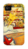 Circus iPhone 4/4S Case by Georges Seurat