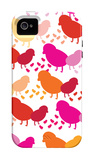 Warm Chick Pattern iPhone 4/4S Case by Avalisa 