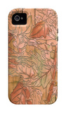 Woven Whimsey I iPhone 4/4S Case by Jennifer Goldberger