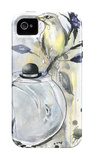 Fish and Bird iPhone 4/4S Case por Lora Zombie