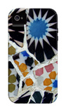Mosaic Fragments I iPhone 4/4S Case por Vision Studio