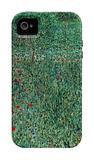 Garden Landscape iPhone 4/4S Case by Gustav Klimt