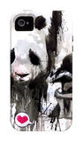 Will come to take sadness away iPhone 4/4S Case by Lora Zombie