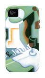 Bottle and Fruit Bowl iPhone 4/4S Case by Juan Gris