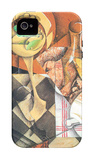 Fruit Peel and Carafe iPhone 4/4S Case by Juan Gris