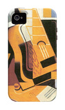 Guitar iPhone 4/4S Case by Juan Gris