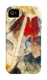Sketch of the Brenner Road iPhone 4/4S Case by Franz Marc