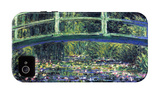 Water Lily Pond #2 iPhone 4/4S Case por Claude Monet