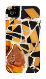 Mosaic Fragments IV iPhone 4/4S Case by  Vision Studio