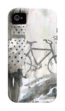 Rain Lady iPhone 4/4S Case by Lora Zombie