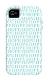 Aqua Hope iPhone 4/4S Case by Avalisa