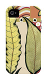 Go Go Leaves I iPhone 4/4S Case by Kris Taylor