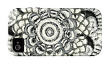 Mini Abstract Rosette I iPhone 4/4S Case by Chariklia Zarris