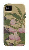 Bees and Garden Blossoms iPhone 4/4S Case