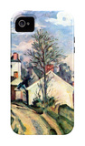 House of Dr. Gachet iPhone 4/4S Case by Paul Cézanne