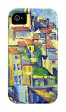 Gardanne iPhone 4/4S Case por Paul Cezanne