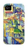 Gardanne iPhone 4/4S Case by Paul Cézanne