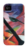 Deer in the Forest Ii iPhone 4/4S Case by Franz Marc