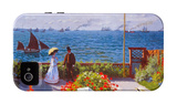 Garden at Sainte Adresse iPhone 4/4S Case by Claude Monet