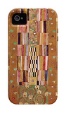 Frieze iPhone 4/4S Case by Gustav Klimt
