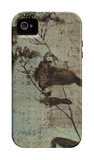 Small Wildflower Resonance II iPhone 4/4S Case by Jennifer Goldberger