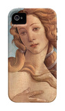 Birth of Venus Detail iPhone 4/4S Case by Sandro Botticelli