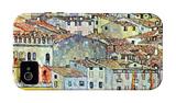 Malcena at the Gardasee iPhone 4/4S Case by Gustav Klimt