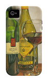 Wine Series I iPhone 4/4S Case by Jennifer Goldberger