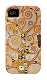 Frieze II iPhone 4/4S Case by Gustav Klimt