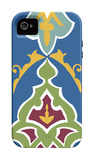 Regal Porcelain IV iPhone 4/4S Case por Chariklia Zarris