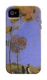 Stroller iPhone 4/4S Case by Auguste Macke