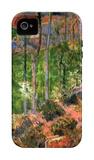 Small Breton Wooden Shoe iPhone 4/4S Case by Paul Gauguin