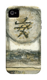 Chinese Tranquility iPhone 4/4S Case by  Mauro