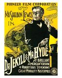 Dr.Jekyll & Mr. Hyde - 1920 Gicledruk