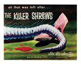 The Killer Shrews - 1959 I Giclee Print