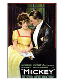 Mickey - 1918 Giclee Print
