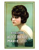 Marie, Ltd. - 1919 Giclee Print