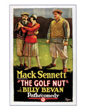 The Golf Nut - 1927 Reproduction proc&#233;d&#233; gicl&#233;e