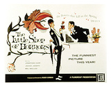 The Little Shop Of Horrors - 1960 II Wydruk giclee
