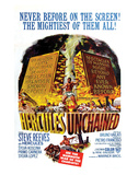 Hercules Unchained - 1959 Giclee Print
